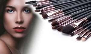 20-Piece Cosmetic Brush Set