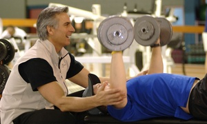 Finding Fitnessllc: 10 Personal-Training Sessions from Finding Fitness LLC (45% Off)