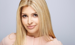 Hair By Lisa Marie: Salon Package with Optional Color or Keratherapy Smoothing Treatment at Hair By Lisa Marie (Up to 53% Off)