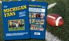 "Rich Wolfe Books: $9.99 for University of Michigan Football Fan Book, ""For Michigan Fans Only!"" by Rich Wolfe ($24.99 Value)"