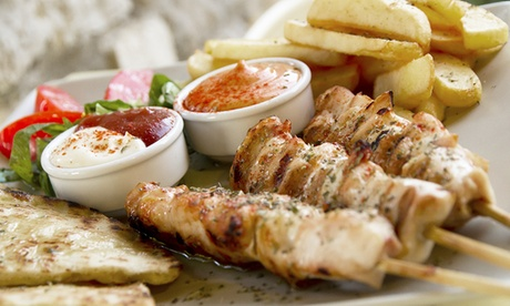 $10 for $20 Worth of Mediterranean Dinner for Two or More at Yaffa's Savory 26cf09a1-acce-4ed9-9e09-6cf81e95d3ec