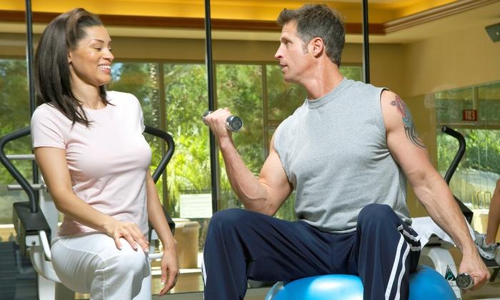 Back To Basics Fitness Studio - Glendale: $50 for $100 Worth of Fitness Training at Back To Basics Fitness and Dance Studio