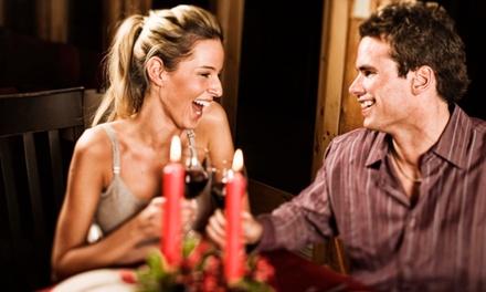 Mediterranes 5-Gänge-Candle-Light-Dinner für Zwei inkl. je 1 Glas Cava in der Altstadt Taberna (55% sparen*)