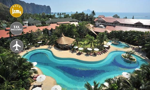 Krabi: Local Hotel Stay + Flights 0