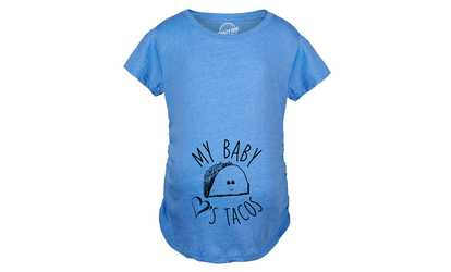 382ff74c Shop Groupon Mama Bear, Prangy, and My Baby Maternity Tee. Plus Sizes  Available.