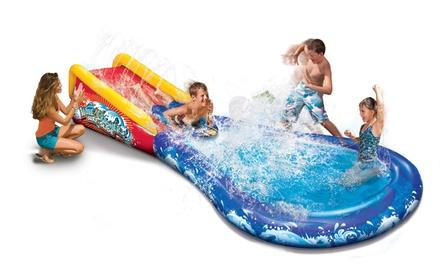 Banzai Wave Crasher Surf Slide