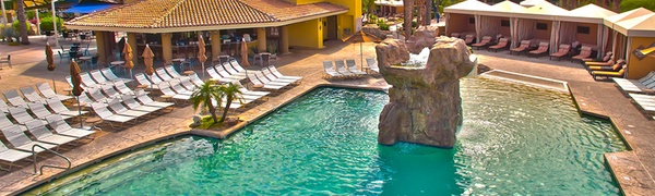 Three-Diamond 4-Star Resort with Golf and Fine Dining
