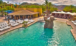 Three-Diamond 4-Star Resort with Golf and Fine Dining at Pointe Hilton Tapatio Cliffs Resort - Premium Collection, plus 6.0% Cash Back from Ebates.