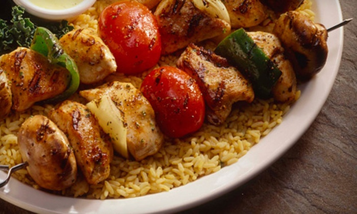 Efes Bistro Fish & Grill House - Sunshine Parkway: Turkish and Mediterranean Dinner for Two or Four at Efes Bistro Fish & Grill House (Up to 53% Off)