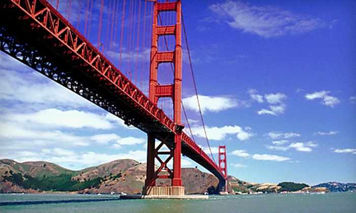 San Francisco Photo Safaris - Multiple Locations: $49 for an Instructional Photography Workshop and Tour from San Francisco Photo Safaris ($99 Value)