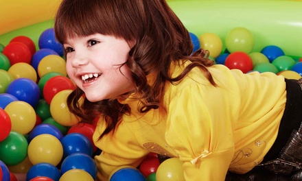 5 or 10 Drop-In Play Sessions, 2 Hours of Private Play, or Party Package for 10 at The Toy Hutch (Up to 52% Off)