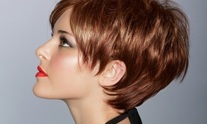 HairQuarters: Partial or Full Hair Replacement or Follicle Stimulation at HairQuarters Studio (Up to 61% Off)