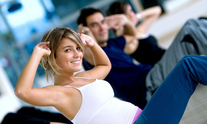 EA Fit Club - Lutherville - Timonium: 30- or 90-Day Boot-Camp Fitness Challenge at EA Fit Club (50% Off)