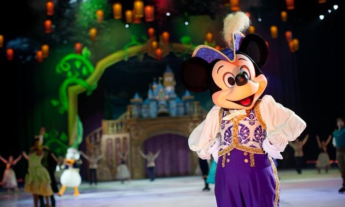 "Disney On Ice presents ""Treasure Trove"" Presented by Stonyfield YoKids Organic Yogurt - Multiple Locations: <i>Disney On Ice presents Treasure Trove</i> Presented by Stonyfield YoKids Organic Yogurt (September 18—27)"