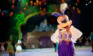 "Disney On Ice presents ""Treasure Trove"" Presented by Stonyfield YoKids Organic Yogurt: <i>Disney On Ice presents Treasure Trove</i> Presented by Stonyfield YoKids Organic Yogurt (September 18—27)"