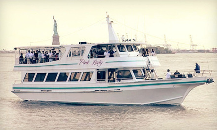 Freedom Cruises - New York: $39 for a Two-Hour Weekend Brunch Cruise with Buffet and Beverages from Freedom Cruises in Brooklyn ($79 Value)