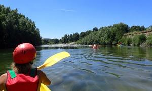 Kayak Hérault: Balade en canoë-kayak pour 2 personnes sur le parcours familial à 29,90€ dans les Gorges de l'Héraultavec Kayak Hérault