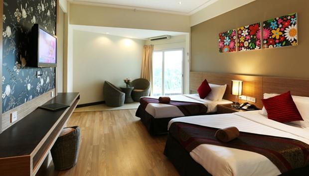 Langkawi: Langkawi Seaview Hotel 2
