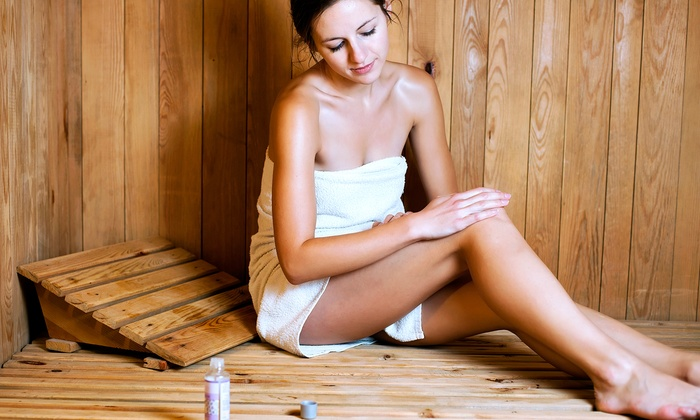 Sustainable Health & Wellness - Tariffville: Five or 10 Infrared Sauna Weight LossTreatments for One or Two at Sustainable Health & Wellness (55% Off)