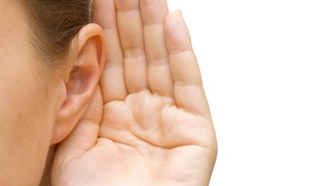 Controllo dell'udito