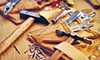 JDG Exterior and Home Improvement - Nashville: Two, Four, or Eight Hours of Handyman Services from JDG Exterior and Home Improvement (Up to 77% Off)