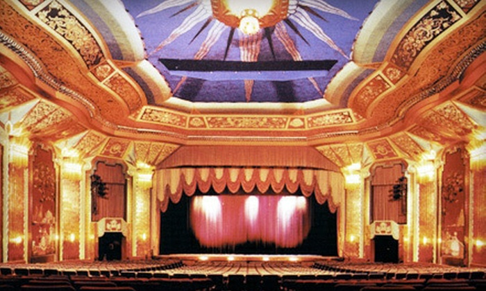 """Broadway Series - Paramount Theatre: """"Grease,"""" """"Annie,"""" """"The Music Man,"""" and """"Fiddler on the Roof"""" at Paramount Theatre (Up to 55% Off). 16 Options Available."""