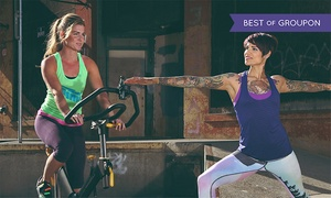 $55 For 10 Classes At The Union ($120 Value)