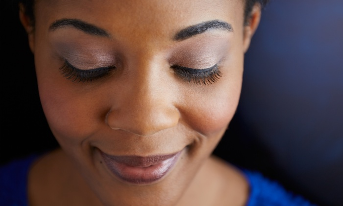 New Aura - Old San Leandro: Full Set of Eyelash Extensions at New Aura Skincare Studio (52% Off)