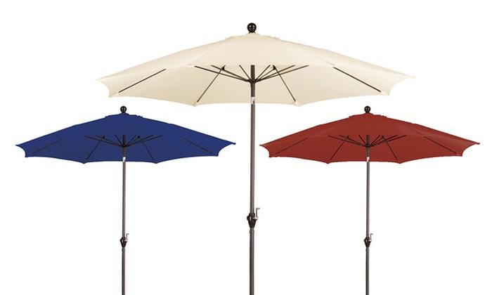 California Umbrella 9ft. Patio Umbrellas ...