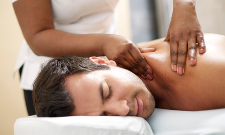 61% Off Deep-Tissue Massage