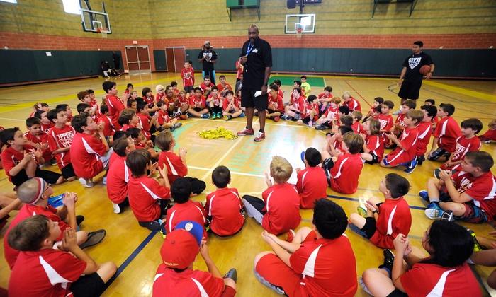 L.A. Clippers Holiday Mini-Camp - AIM Sportsplex: L.A. Clippers Holiday Basketball Mini-Camp for Kids Ages 6–14 (December 30–31)