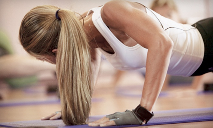 Athletic Evolution - Woburn: One Month of TRX Classes with Option of Boot Camp and CrossFit Classes at Athletic Evolution (Up to 71% Off)