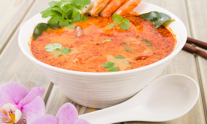 Asian Time Eatery - New York: $40 for Three Course Meal for Two— Asian Time Eatery ($60 Value)