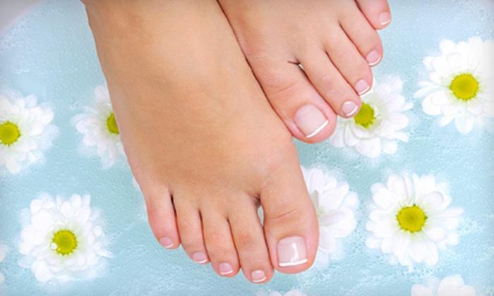 Oklahoma Foot & Ankle Associates - Tulsa: Laser Nail-Fungus Removal on One or Both Feet at Oklahoma Foot & Ankle Associates (Up to 82% Off)