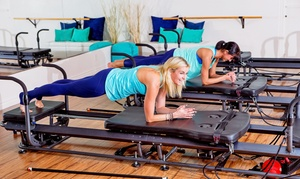 Pure Pilates - Huntington Beach: 5 or 10 Classes at Pure Pilates (Up to 70% Off)