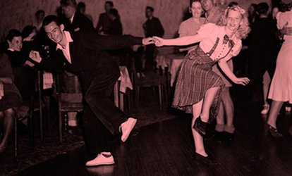 Revival Dance: Beginners' Rock 'n' Roll, Swing and Jive Lessons from £7