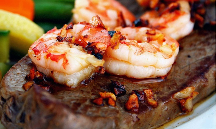 Third Street Grille - Nelson: Lunch Buffet and Drinks for Two, or $20 for $40 Worth of Upscale American Food at Third Street Grille