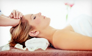 One Or Three 60-minute Swedish, Deep-tissue, Or Hot-stone Massages At Ki-ssage Wellness Center (up To 62% Off)