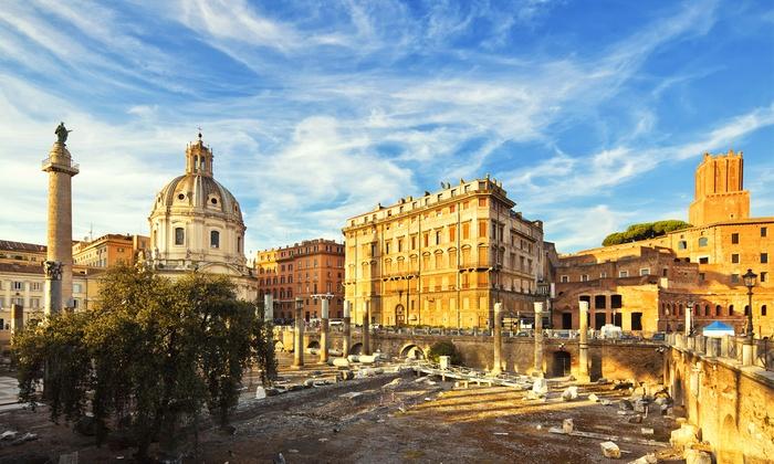 S jour partir de 2 nuits rome au d part de paris groupon getaways - Femme de chambre code rome ...