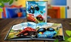 "Up to 66% Off Personalized ""Monster Truck"" Book from Dinkleboo"