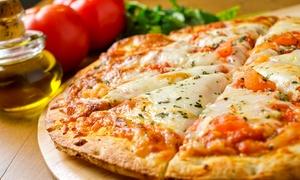 ChickenPizza (Verona): Menu d'asporto con pizza, antipasto, dolce e birra (sconto fino a 69%)