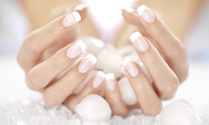 Captivate: Gelish Manicure or Acrylic Nail Enhancement With Gel Manicure from Captivate (Up to 70% Off)
