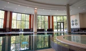 Pavillon de la Rotonde & Spa: Modelage ciblé avec soin du visage et 2h d'accès au spa pour 1 ou 2 personnes dès 99 € au Pavillon de la Rotonde & Spa