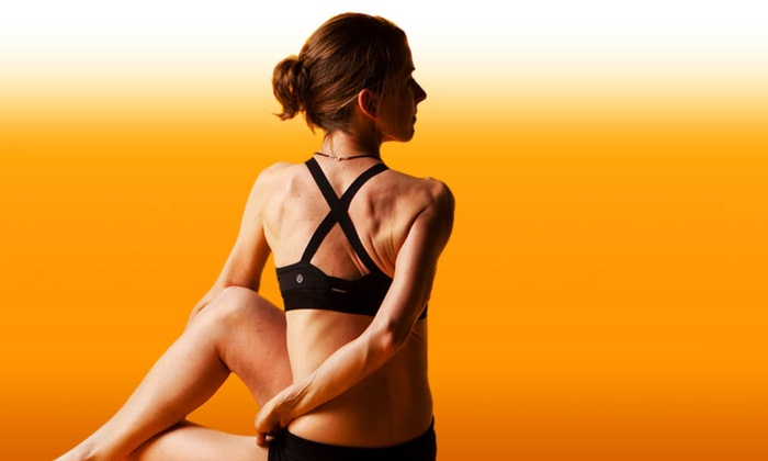 26hot - Glen Ellyn: $45 for Two Months of Unlimited Hot-Yoga Classes at 26hot (Up to $196 Value)
