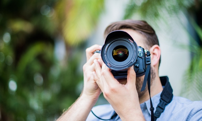 INLIGHT - Santa Barbara: Beginners Photography Class for One or Two at INLIGHT (Up to 54% Off)
