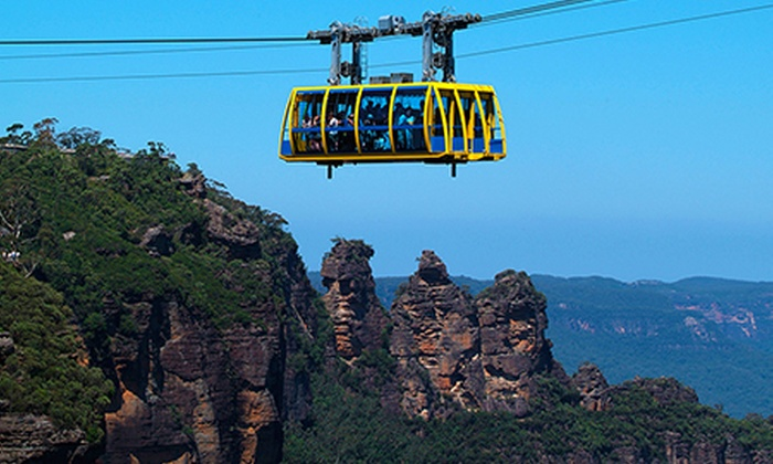 Blue mountains deals groupon