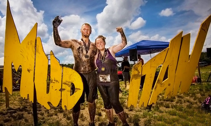 Mud Titan - Improvement League of Plant City: $49 for an Individual Registration for Mud Titan on Saturday, September 19 ($99 Value)