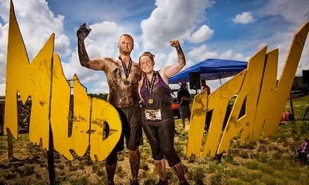 $49 for an Individual Registration for Mud Titan on Saturday, September 19 ($99 Value)