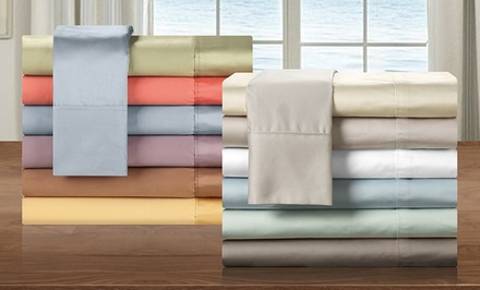1,000TC 100% Egyptian Cotton Queen-Size Sheet Set