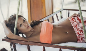 Salon Maia: $25 for a Fantasy Tan Custom Airbrush Tan at Salon Maia ($60 Value)